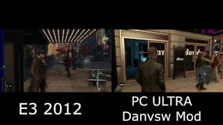 Watch Dogs (e3 2012 VS Danvsw Graphic mod)