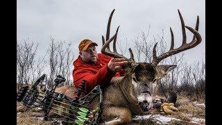 S07 Ep11 Ted- Big Saskatchewan archery Typical