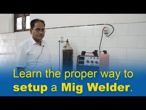 Cruxweld 20-215A MIG Welding Machine PROF-MIG 211