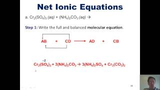 Chapter 4 - Reactions In Aqueous Solution: Part 3 Of 8
