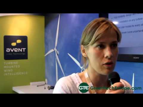 Avent Lidar Technology Interview: LIDAR-based, wind turbine-mounted systems