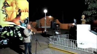 preview picture of video 'PALABRAS DEL INTENDENTE DE AÑATUYA EN EL ACTO POR LOS 61 AÑOS DE EVITA'