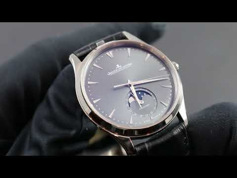 Jaeger-LeCoultre Master Ultra Thin Moon 1363540 Showcase Review