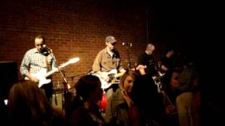Nathan Peek Band - Come Pick Me Up (Ryan Adams Cover) Live from Humphrey's - Huntsville, AL