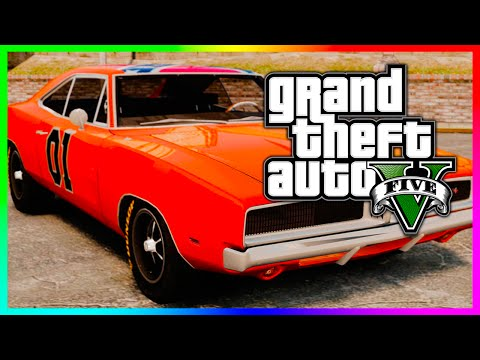 GTA 5 NEW Rare Next Gen Vehicles - Imponte Dukes, Dodo Seaplane & Blimp - GTA 5 Next Gen Cars!
