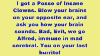 Eminem Session One Lyrics