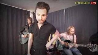The Ark - It Takes A Fool To Remain Sane (live på Aftonbladet TV, 2011)