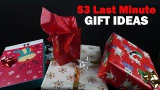 53 Last-Minute Gift Ideas!