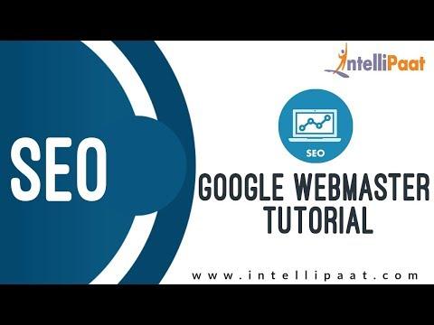 Google Webmaster Tutorial SEO Training | Online SEO Tutorial ...