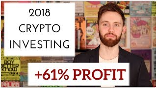 61% PROFIT IN CRYTPO 2018 | $250k Challenge Complete