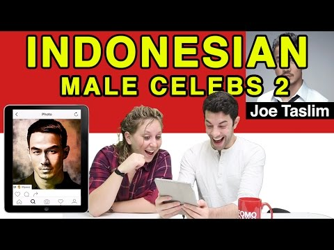 Like, DM, Unfollow: Indonesian Males Celebs 2