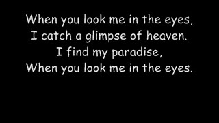 Jonas Brothers - When You Look Me In The Eyes - wi