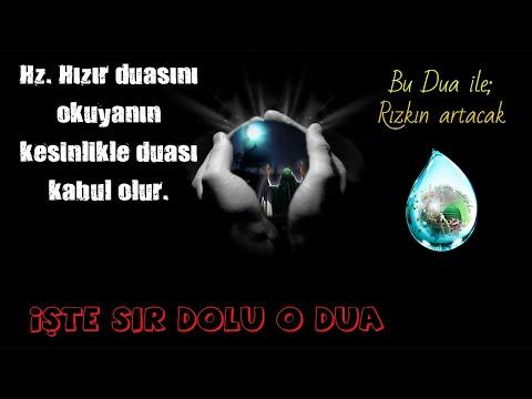 Kumeyl Duası/Türkçe