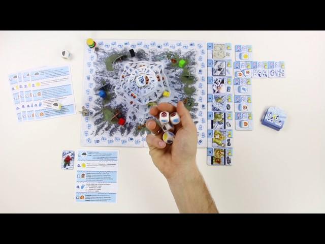 Gry planszowe uWookiego - YouTube - embed 8ZlqbMPZYTE