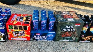 A $2,000 Firework Display and Set-Up (Incredible Budget Show)