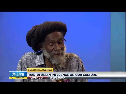 Cultural Agenda - Rastafarian Culture - November 9, 2018