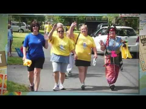 Ver vídeo Down Syndrome: Buddy Walk by the Sea Promo