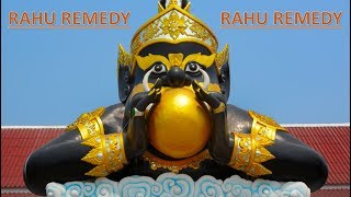 Rahu Remedies for All Charts W/ Kṣaṇāti and Bhabajeet