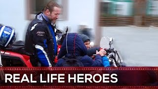 REAL LIFE HEROES | BIKERS ARE NICE | [EP. Part 2]