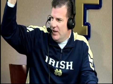Chuck Martin - 2012 Signing Day Interview