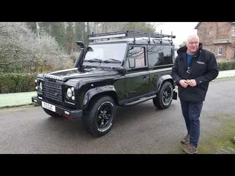 LAND ROVER DEFENDER 90 HT TDI 2.5 90 COUNTY S/W  3DR 300tdi