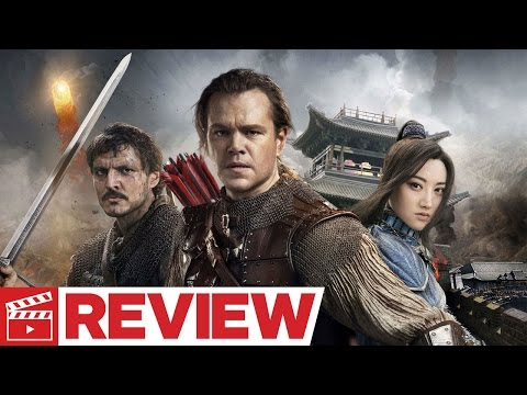 The Great Wall (2017) Movie Review