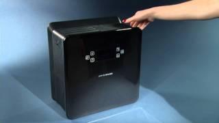 Luftwäscher AIR-O-SWISS W520: Bedienungsvideo