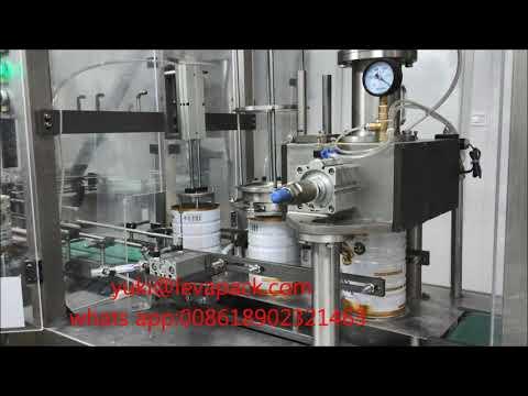 la máquina de sellado de nitrógeno al vacío, la máquina de sellado de tapa abierta fácil,
