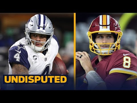 Skip Bayless reacts to the Dallas Cowboys Week 13 win vs. the Washington Redskins | UNDISPUTED
