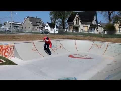 Yarmouth Skate Park Montage