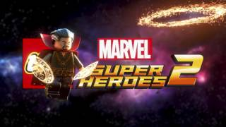 videó LEGO Marvel Super Heroes 2