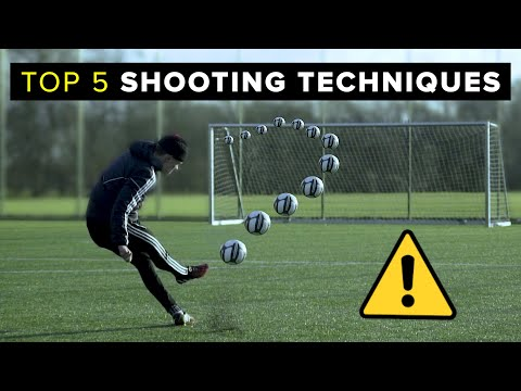 Top 5 DIFFICULT ways to shoot the ball you NEED to learn