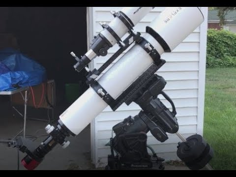 My New Telescope, 127mm ED Refractor