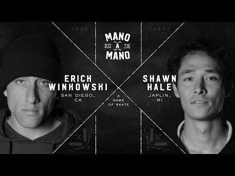 Mano A Mano 2019 - Round 2: Erick Winkowski vs. Shawn Hale