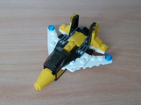 Vidéo LEGO Creator 31001 : Le mini avion