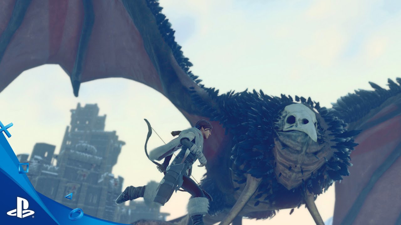 Wie nur 3 Entwickler das ambitionierte PS4-Abenteuer Prey for the Gods entwickeln