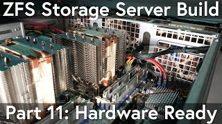 ZFS Storage Server: How I use 4 SSDs in Proxmox and ZFS, Kingston