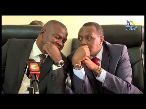 Sports CS Echesa questioned over ailing sports industry