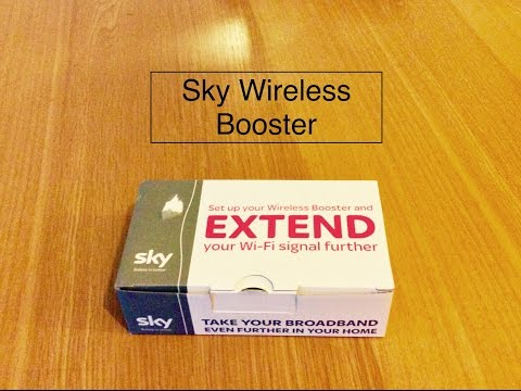 Sky booster review