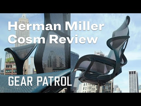 Why Herman Miller's Cosm Is the Most Important Office Chair in Decades