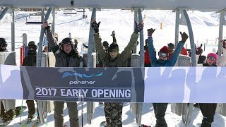 Perisher is OPEN