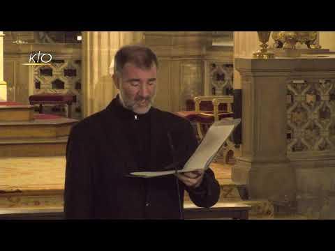 Vêpres du 16 décembre 2020 à Saint-Germain-l'Auxerrois