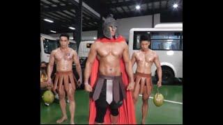 Battle Of The Youtubers- Rendon Labador Vs Kiko Matos (1v1 BasketBall)
