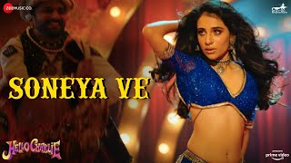 Soneya Ve Lyrics | Hello Charlie | Kanika Kapoor