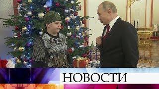 Владимир Путин исполнил еще одну заветную детскую мечту, на этот раз Коли Кузнецова.