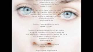 Across The Universe - Fiona Apple - Cover - Vindicatedmess