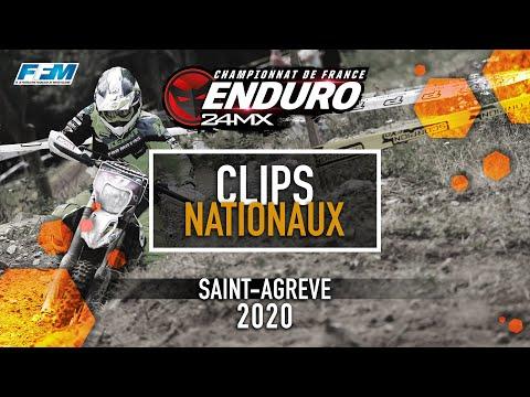 CDF enduro 2020 Saint-Agrève - les nationaux