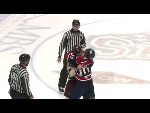 Justin Murray vs. Chad Denault