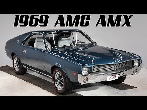 Video of '69 AMX - Q2WE