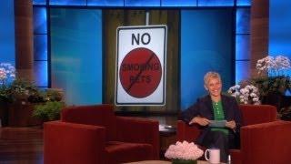 Funny Signs: No Smoking Pets
